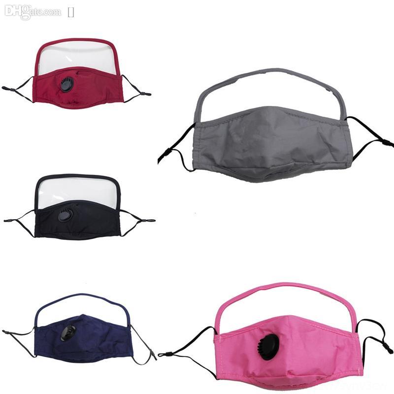 IV0QW Moda Karikatür Bunny Çocuk Maskesi Açık Spor Renkli Desen Ayarlanabilir Maskeleri Toz Geçirmez Ve Haze Yüz