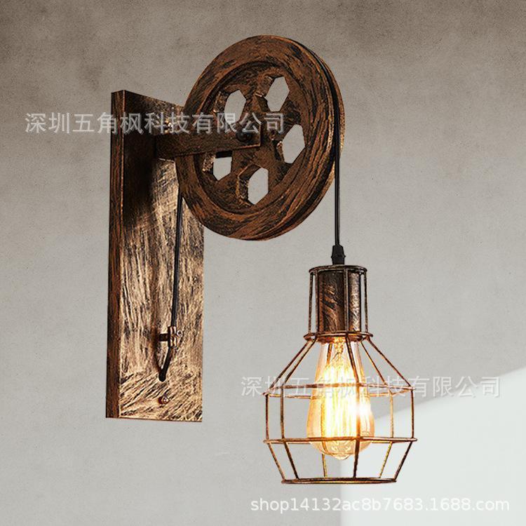 LOFT NORDICE Crystal Lampes de cristal Suspendues Beil Wall Lamp Miroir LED LED ASLILE CORRIDOR CORRIDOR