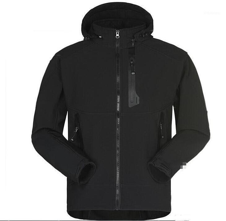 Homens à prova d 'água Respirável Softshell Casaco Homens Ao Ar Livre Casacos de Esportes Mulheres Esqui Caminhadas Wind Winter Outwear Soft Shell Jacket1