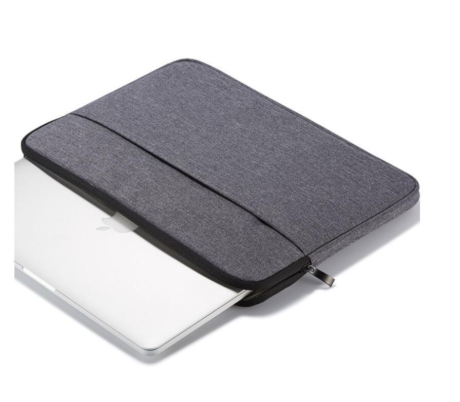 도매 노트북 가방 맥북 에어 13 프로 13 케이스 여성 남성 보호 슬리브 Mac 용 13 15 케이스 커버 노트북 슬리브 15.6 인치