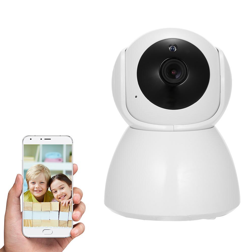 Home Monitoramento Camera Sem Fio 1080P 360 ° Broadband WiFi pode ser conectado ao telefone celular Loja remota HD Monitor de qualidade Y5