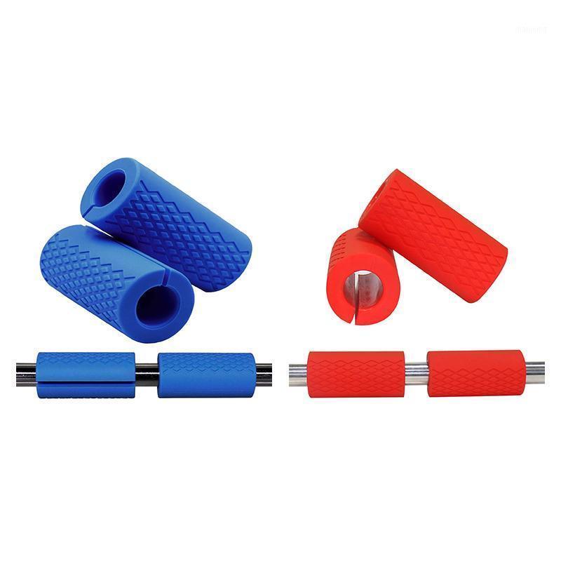اكسسوارات الحديد السيطرة، القبضات المطاطية المضادة للانزلاق للرفع الأثقال-دمبل مقابض اليد حامي القياسية hex / bicep1
