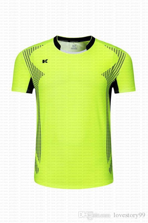 Последние мужские футболки для футбола Горячая распродажа открытый одежда футбол носить высокое качество 2020 00078232