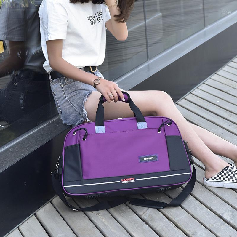 Nouveau sac de voyage et marée bagages sacs à main sacs à bandoulière portables Sac à bandoulière de sport1 Hommes Loisir Etanche Crossbody Fashion Lblro