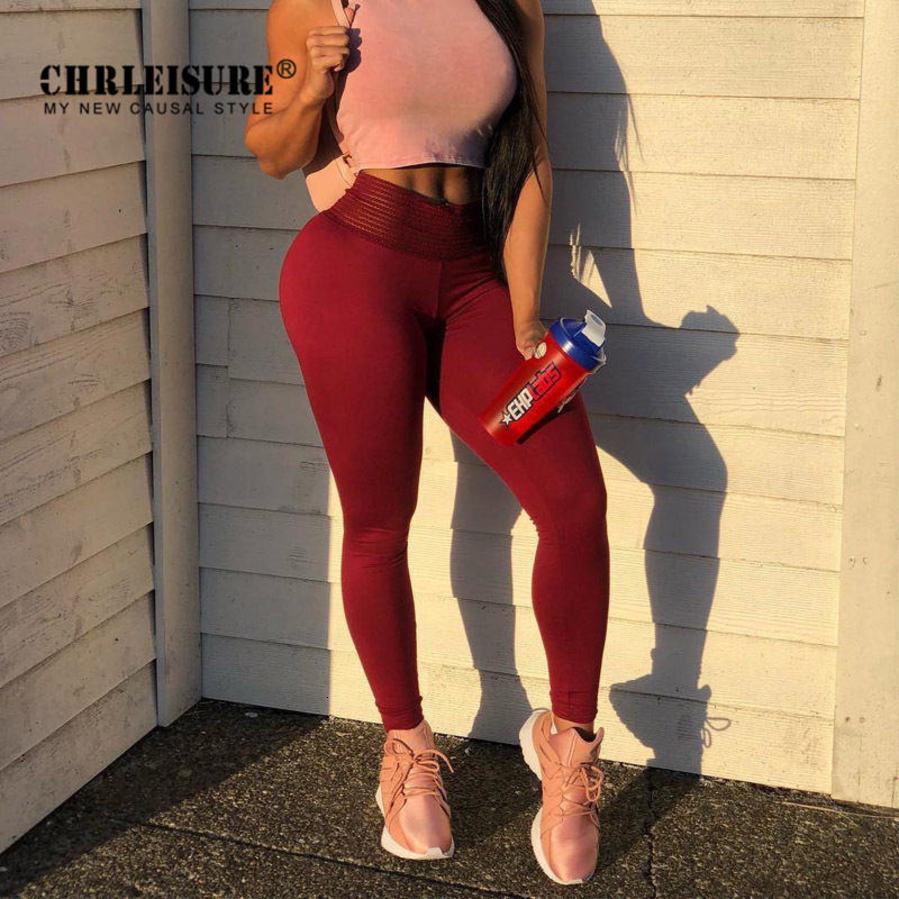 Chrleisure 4 Renk Yüksek Bel Kadınlar Tozluklar