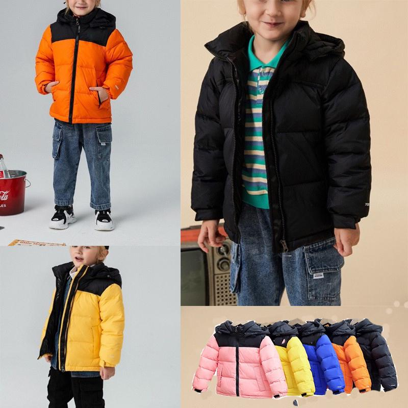 Childs Reversible Perrito Giacca Toddler Boys Girls Bambini Reversibili Mount Chimborazo Felpe con cappuccio Cappotto Cappotto Caldo North Spesso soprabito