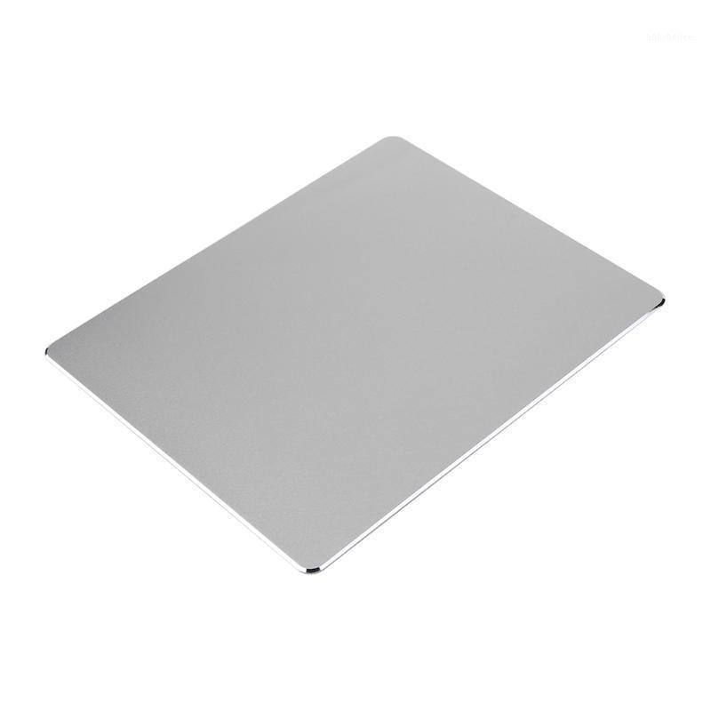 Poltrici da polso da polso Poggiatesta originali Oxa in alluminio metallo Gaming Mouse Mat Mousepad con cuoio PU Anit-Slip Eccellente Creativamente Drop1