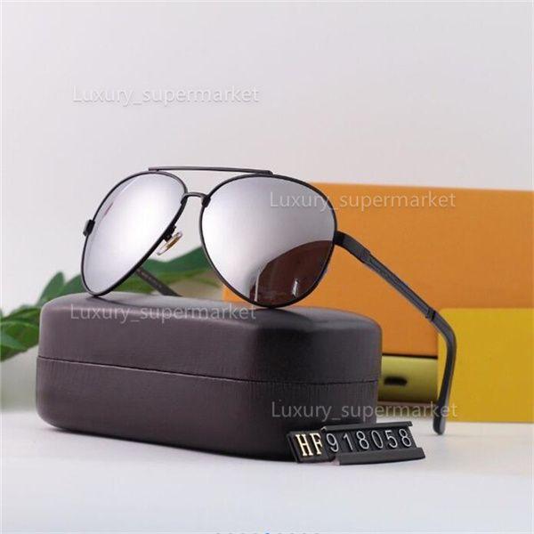 2021 Designers Sunglasses Luxo Óculos de Sol elegante Moda de Alta Qualidade Polarizada para Mens Womens Vidro UV400 Frete Grátis.a3