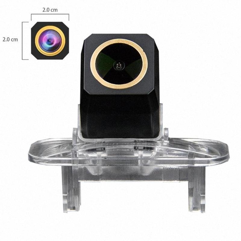 B-Classe (W246) için Araç aksesuarları HD 720P Altın Ters Kamera (2011-2015) g0uW #