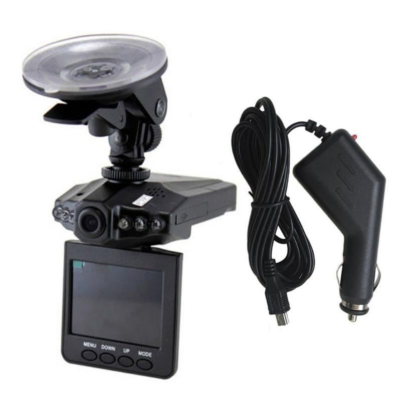 """2.5 \ """"داش HD LED سيارة DVR طريق كاميرا فيديو ومسجلات LCD 270 موقف مسجل CMOS Senser ارتفاع سرعة تسجيل LESHP"""