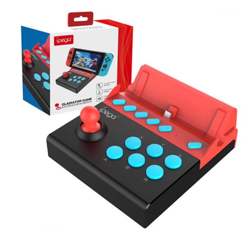 Autentico Ipega PG-9136 Joystick per Nintendo Switch Play Play Single Rocker Control Joypad Gamepad per Nintendo Switch Game Console