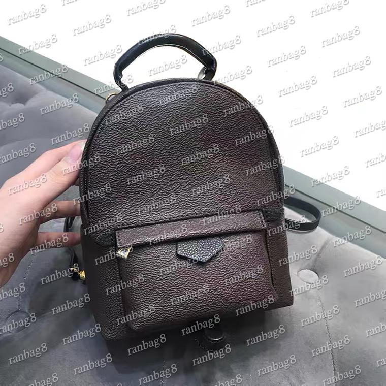 Çanta Nakliye Ücretsiz Sırt Çantası Palm Sırt Çantaları Omuz Çantaları Bahar Çantası kadın Mini Çocuk Smalll Sırt Çantaları Okul Crossbody 41562 PJMVK