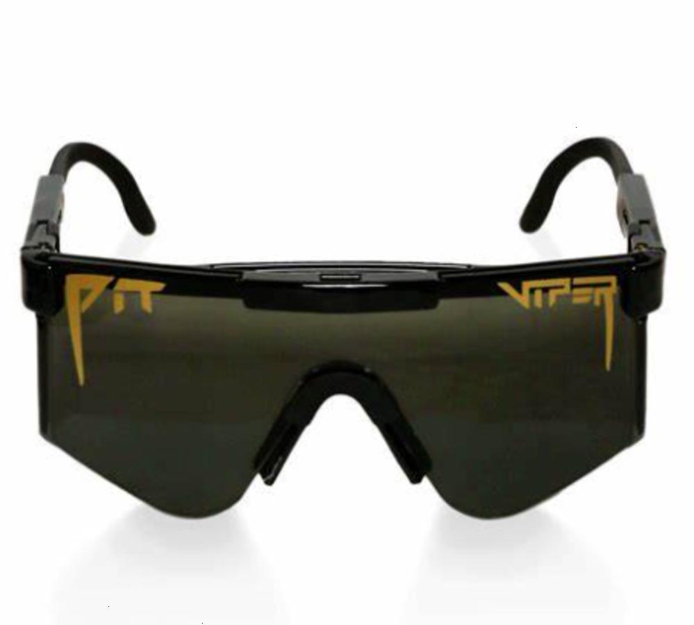 Die polarisierten doppelten breiten Pit-Viper von 1993, die Sonnenbrillen-Sport-Skibrillen im Freien 70% Rabatt auf den Verkauf C5C0