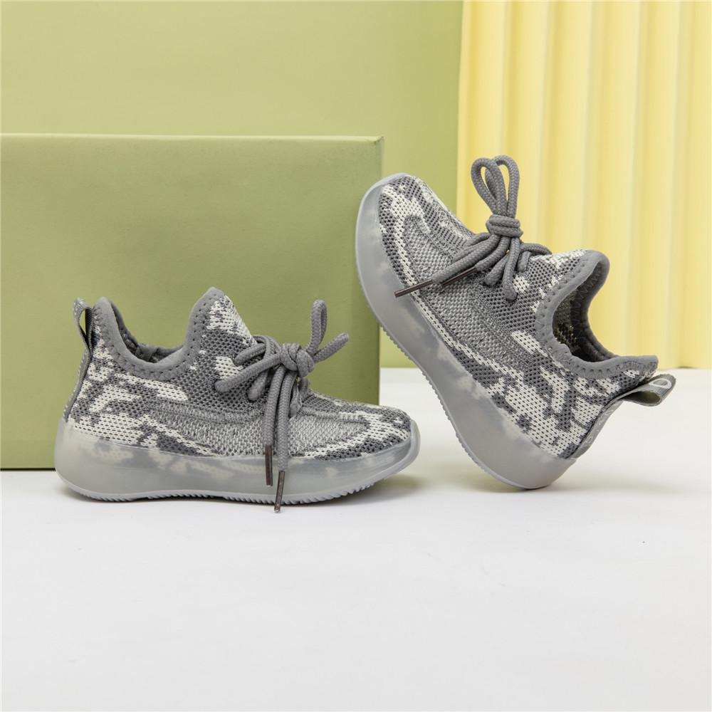 Moda traspirante Scarpe da ginnastica per bambini per ragazze Ragazzi Scarpe da ginnastica sportive casual casual confortevoli per bambini Sneakers per bambini LJ200904