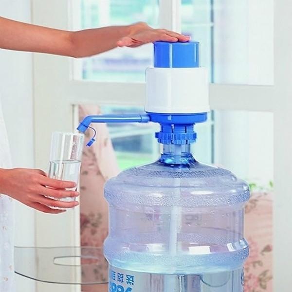 Açık Plastik Ev Bahçe Manuel Saf Şişelenmiş İçme Suyu Basıncı Pompası Isıtıcı Araçları 2770
