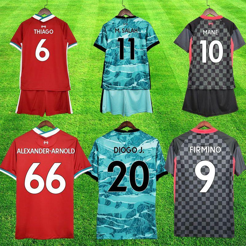 20 21 Manchester City camiseta de fútbol JESÚS DE BRUYNE KUN AGUERO MAHREZ 2020 2021 KIT de fútbol Camiseta de la ciudad Los niños adultos establecen el uniforme Hombre Tops