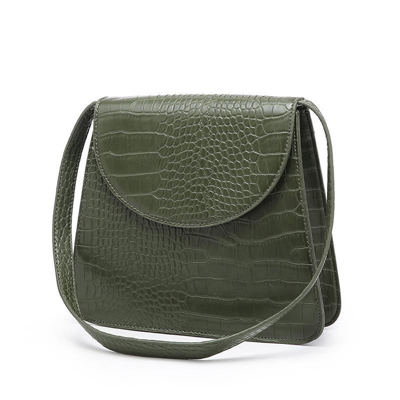 Muster frauen tasche umhängetaschen tasche weibliche realität messenger krokodil luxus designer crossbody qualität hohe handtaschen 2020 rmajt
