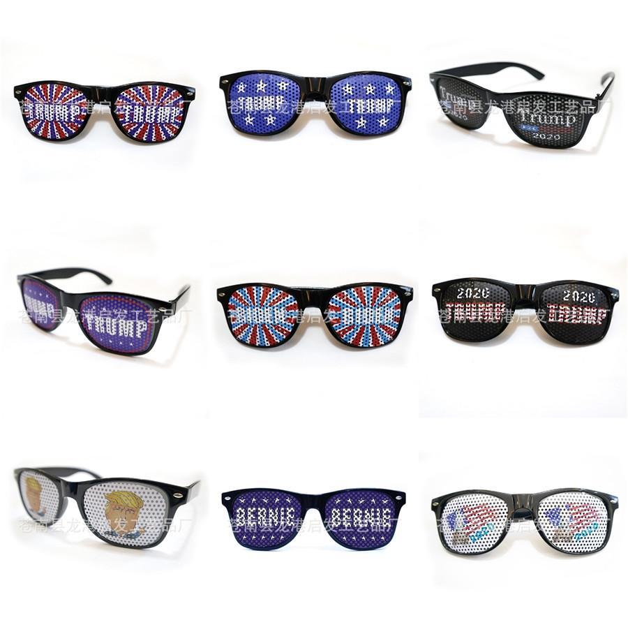 Venta al por mayor 2020 gafas de sol del ojo de gato pequeño Mujeres Trump Uv400 Gafas de sol Transparente Naranja Gafas Gafas de sol Mujer F97586 # 868