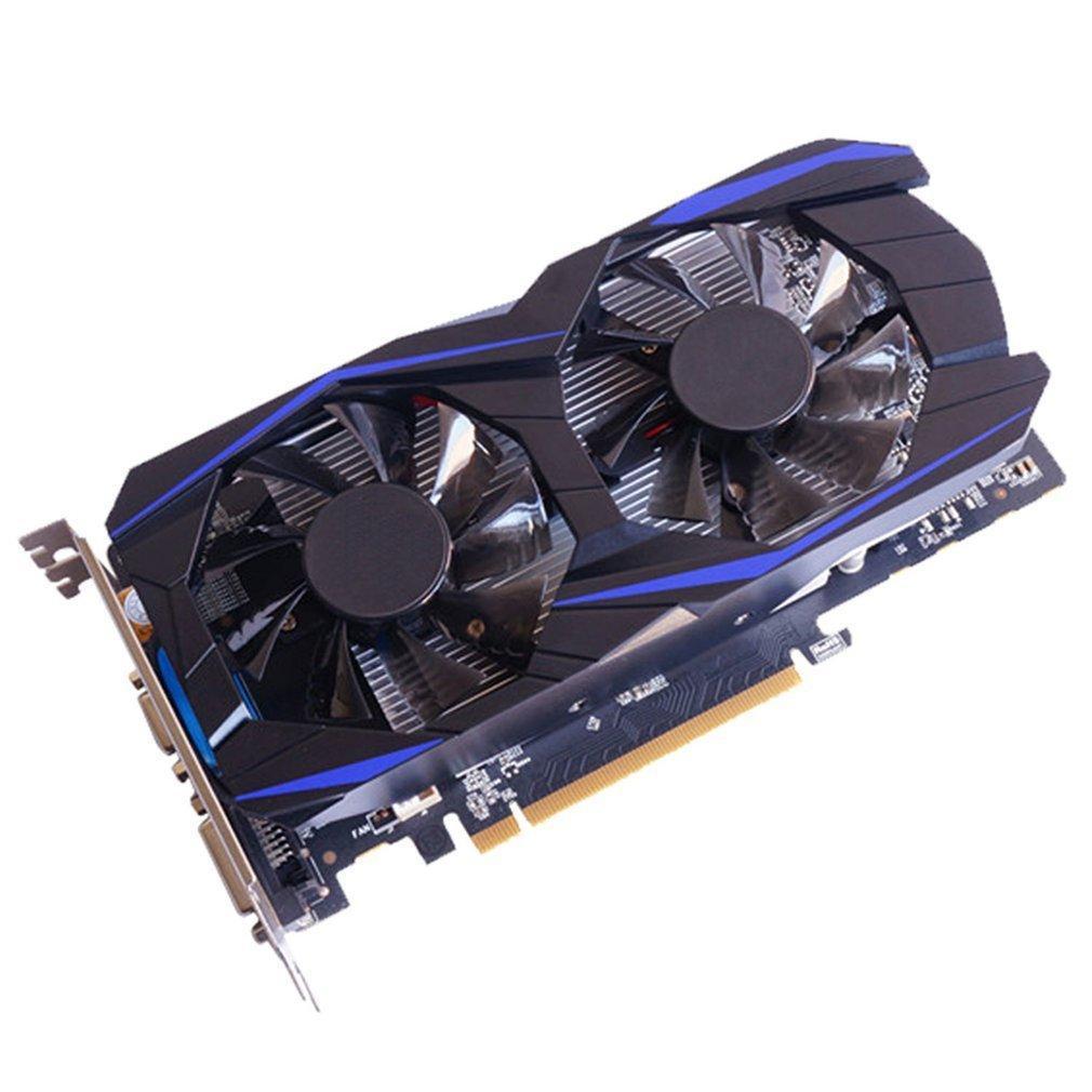 لعبة Gtx1050Ti 2G DDR5 128Bit الكمبيوتر بطاقة رسومات غيفورسي 2GB DDR5 128Bit هدمي دايركت 12 بطاقة الرسومات
