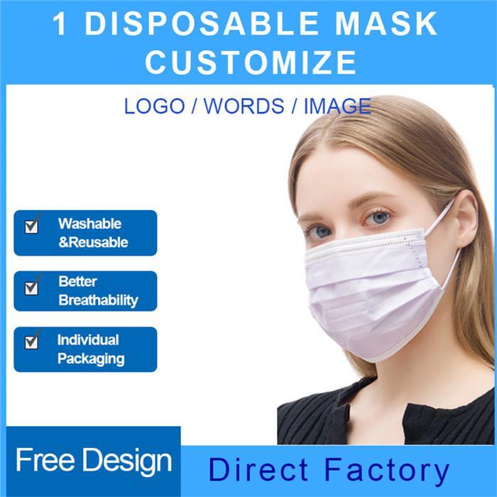 Logotipo de encargo Máscaras de cara Diseñadores de moda Adultos Ciclismo Anti-polvo al aire libre Mascarilla a prueba de viento Lavable Reutilizable Comodidad Unisex Máscara