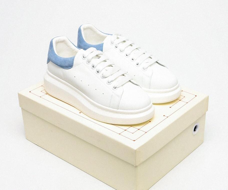 [Kutu ile] 2021 Ucuz Tasarımcı Erkek Kadın Espadrilles Flats Platformu Boy Sneaker Ayakkabı Espadrille Düz Sneakers 36-45 D9BU #