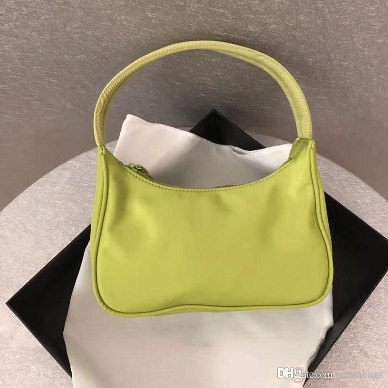 Crossbody Sacs de concepteur Femmes Luxurys Nylon Épaule Lady Lady Hobos Sac pour sac Sac imperméable Sac à main Mode Hommes Femmes et Nylon Ba UCLR