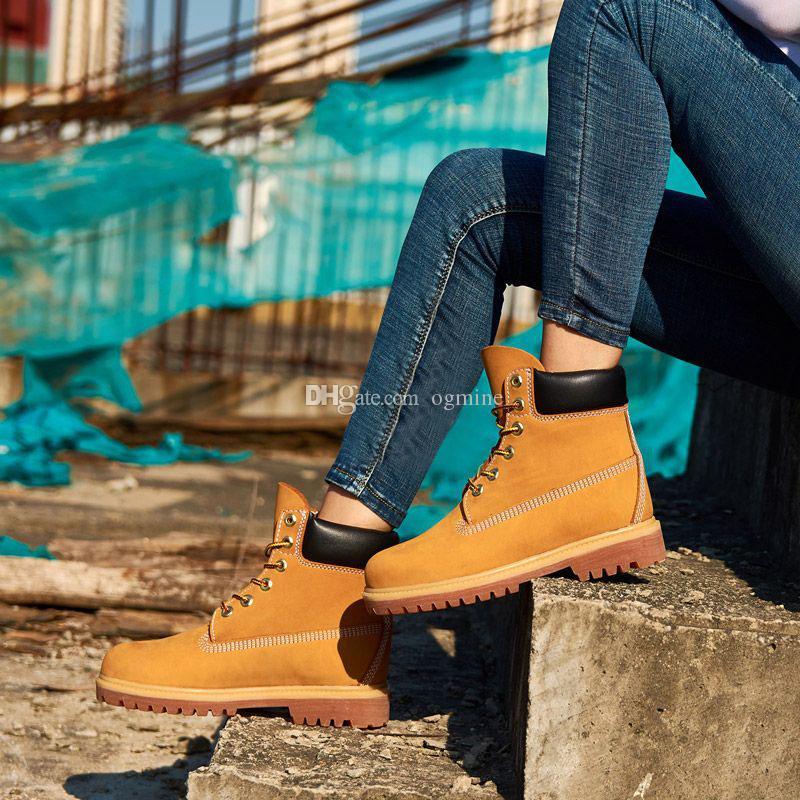 zapatos para mujer zapatos de alpinismo zapatos de montaña deportes bottes para hombre para mujer zapatillas de deporte amarillo clásicas entrenadores de zapatillas de deporte a prueba de agua 2020 #