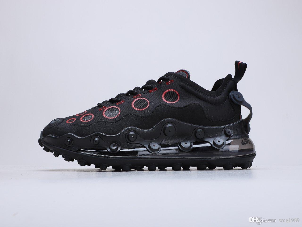 2021 Os novos 720 ISPA Bolka Dot Men's Sapatos Completos de Almofada Tênis 36-45