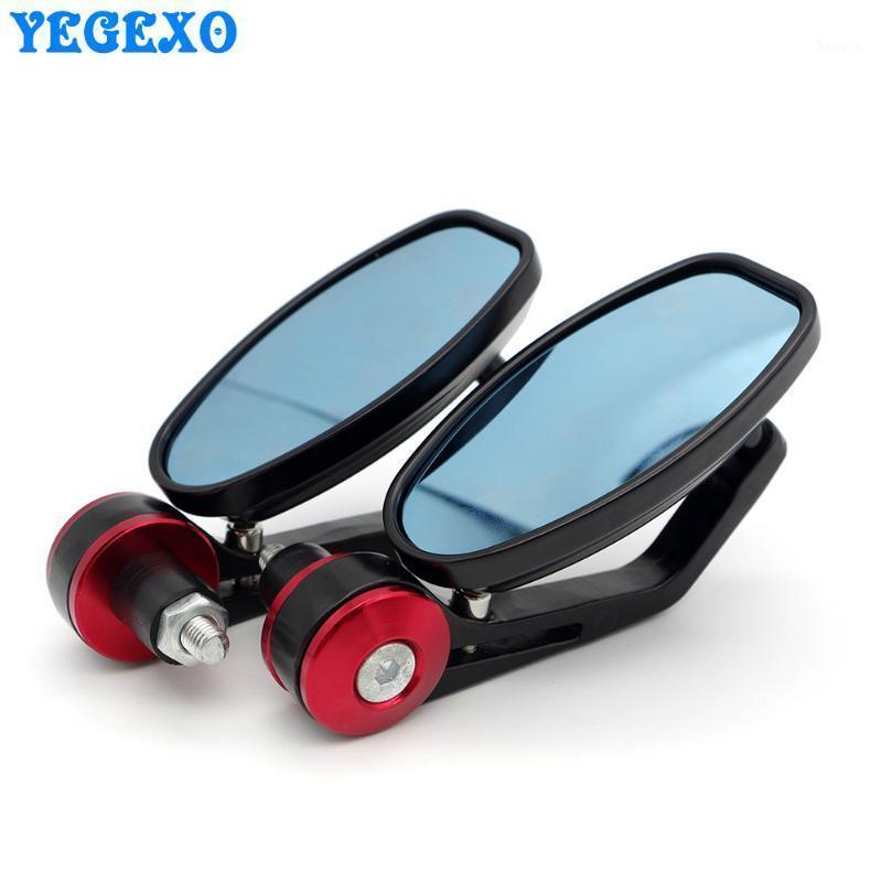 Motosiklet Aynaları 8mm 10mm Yan Ayna Kolu Bar Un Dikiz 749 1000 848 1100 S4R Multistrada1