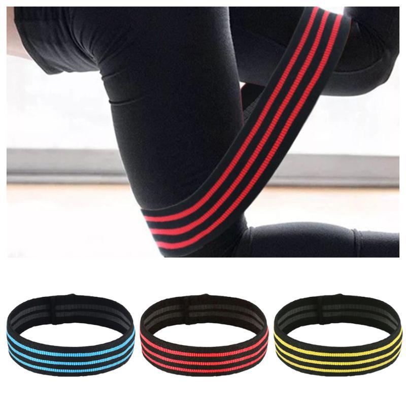 Resistance Bands Unisex Booty Band Hip Circle Loop Workout Exercise Legs Thigh Glute BuSquat Non-slip Design Dropship