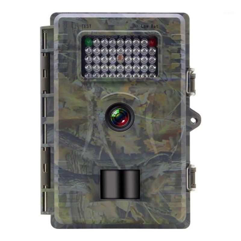 Caméra de chasse TC200 16MP 1080P Caméras de sentiers de piste en plein air Vision nocturne infrarouge d'extérieur sauvage Caméra Caméra Chasse Chasse Scout1