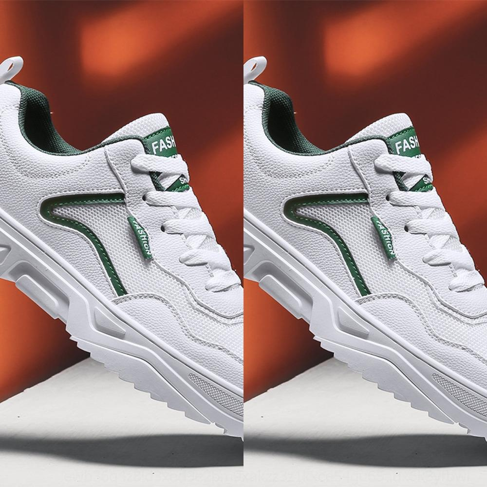 2020 лето новый дышащая сетка rTWfr Маленький белый мужской универсальный случайный открытый мужской обуви разносторонних спортивная обувь спортивная shoesshoes
