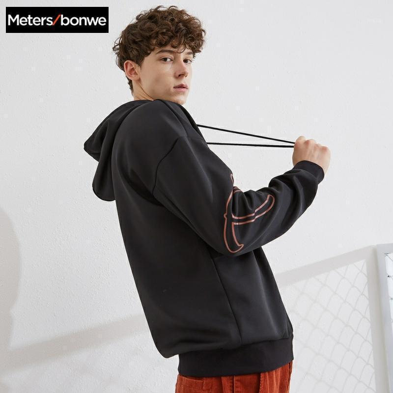 Meterbaborwe Frühling Neue grundlegende Hoodies Männliche Sweatshirt Hohe Qualität Druck Mode Hübsche Straße Männer Skateboard Hoodies1