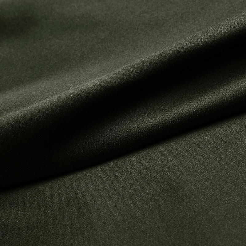 """100% charmeuse di seta di raso 19 millimetri 114 centimetri (45"""" ) di larghezza grigio nero di colore di gelso tessuto di seta No.39"""