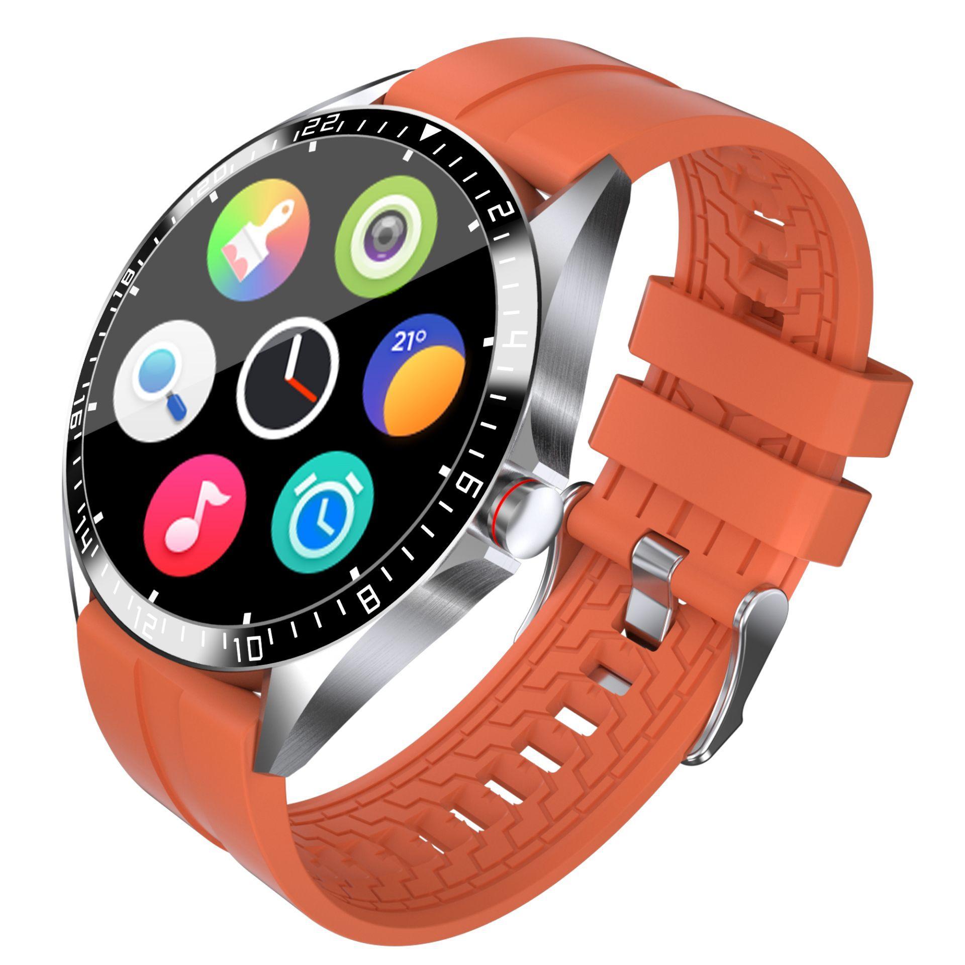 2020 온도계 스마트 watchs 심장 박동 피트니스 추적기 혈압 IP68 방수 스포츠 블루투스 PK DZ09 안드로이드 스마트 시계를 GPS를