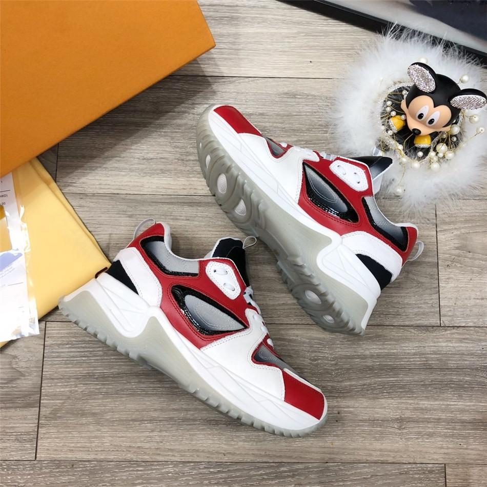 عارضة الأحذية الرياضية أحذية رجالية والنساء الجنرال زوجين أحذية رياضية شخصية الربط الاتجاه أحذية جلدية رياضية أحذية