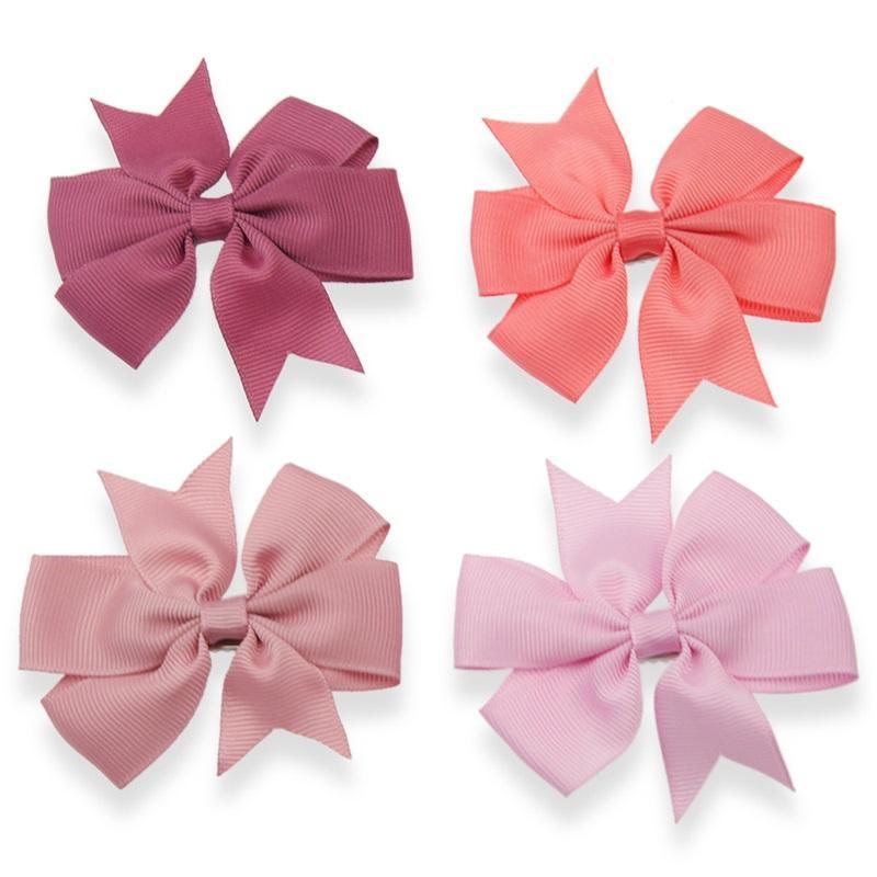 40 цветов луки волос волос для волос для детей девочки дети аксессуары детские волосы девочки волосы волосы милые луки с зажимами цветочный клип 326 к2