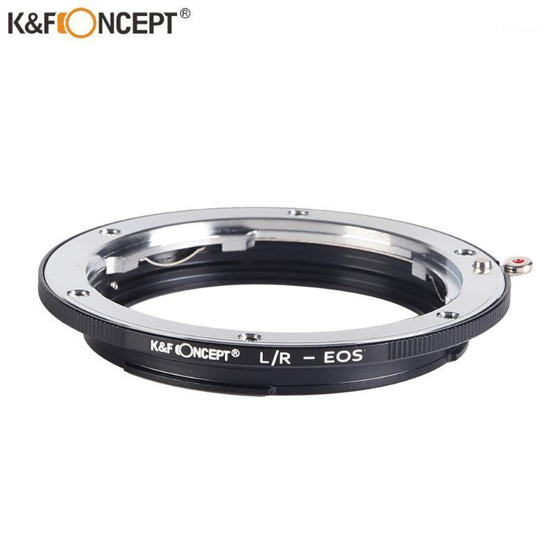 K&F CONCEPT L/R Lens to EOS EF mount Adapter Ring fit for Leica R LR Lens to for EOS EF Mount Camera Body1