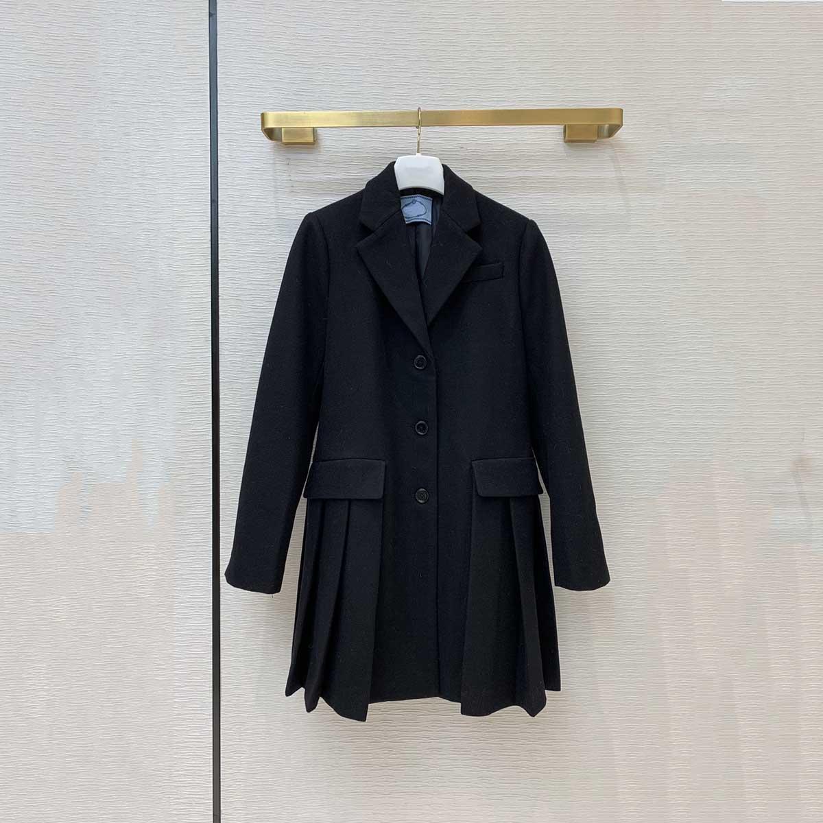 أزياء المرأة الدعاوى الحلل اللباس اللباس دعوى نمط الكشمير مزيج الحلل مع الظهر المقلوب مثلث شارة المرأة الشتاء عارضة الملابس S-L
