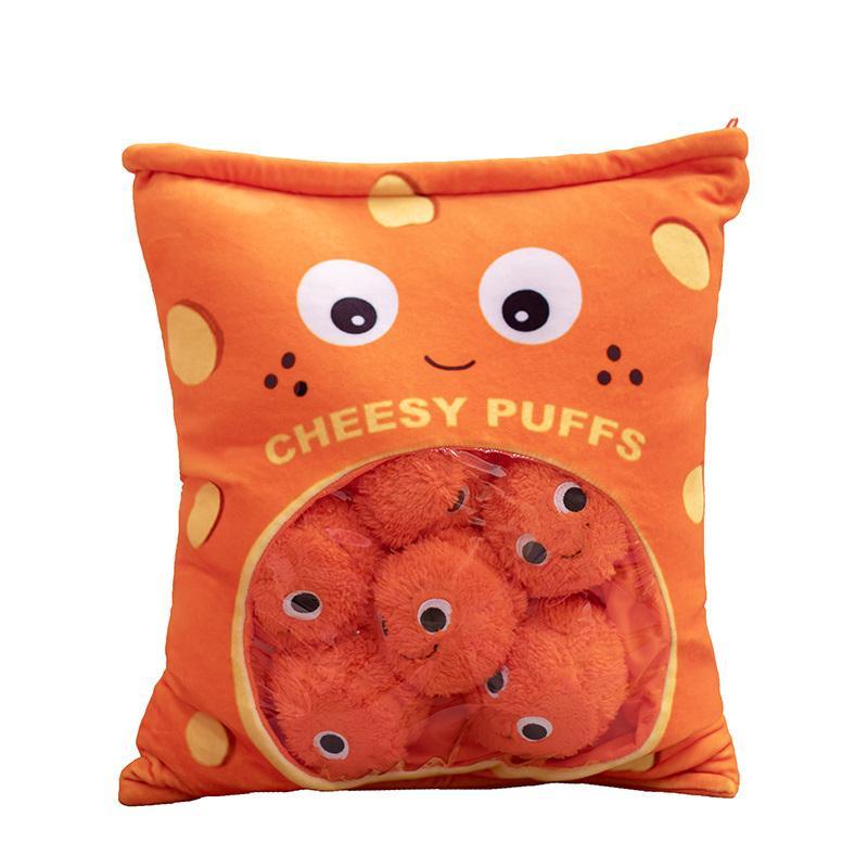 Peluche Große Tasche Puff Plüschtiere Juguetes Kissen Komfort Baby Spielzeug Ragdol Home Decor Kissen liegend auf der Couch Kissen Cush Y1216
