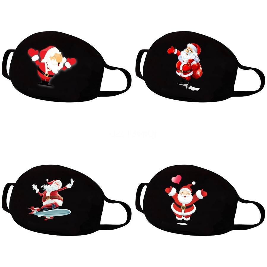 Hsales Drucken EarloopAnti-Staub Gesicht Tarnung Mundmasken Maske Ultradünner Sommer Gesicht # Maske 765