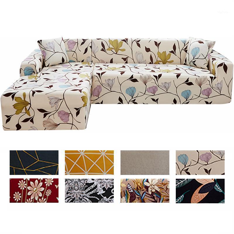 Северный сектор секционные секционные софа Хлопок эластичные скольжения диван диван для гостиной спальня диван