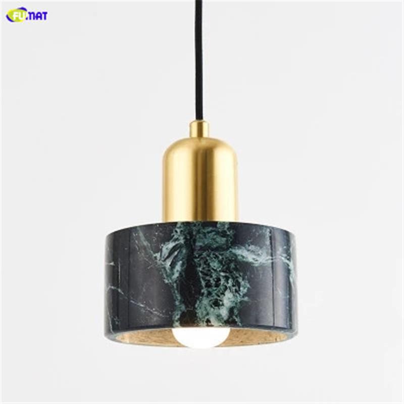 FUMAT modern hanging ceiling lamps lustre pendente glass bedroom LED pendant lights hanglamp lustre pendente luminaire