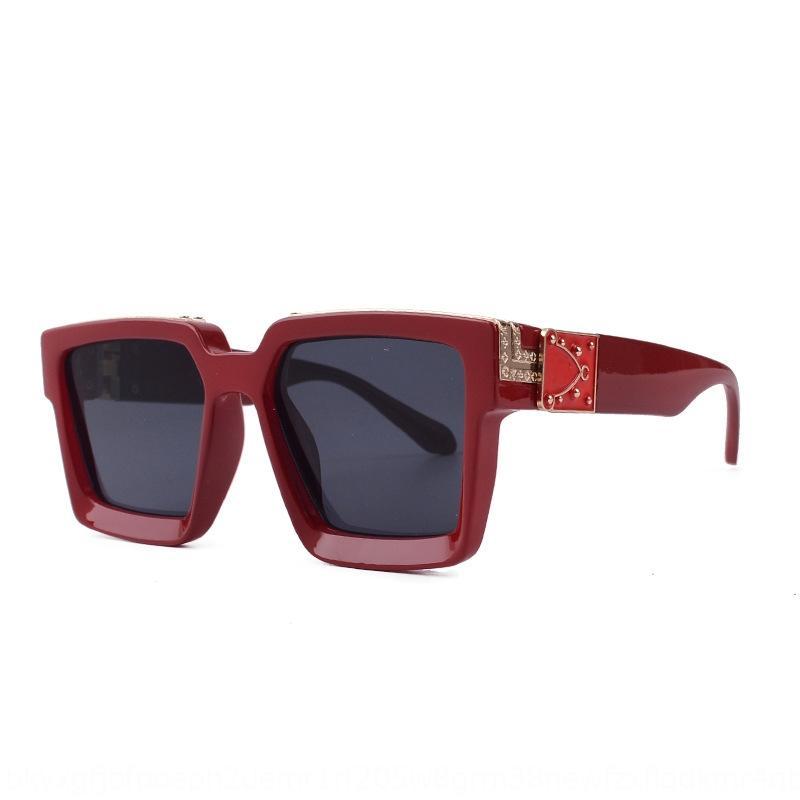 HMBy Per CO. Di moda preferita delle donne degli occhiali da sole DSGN diamante vetri alla moda per la donna UV400