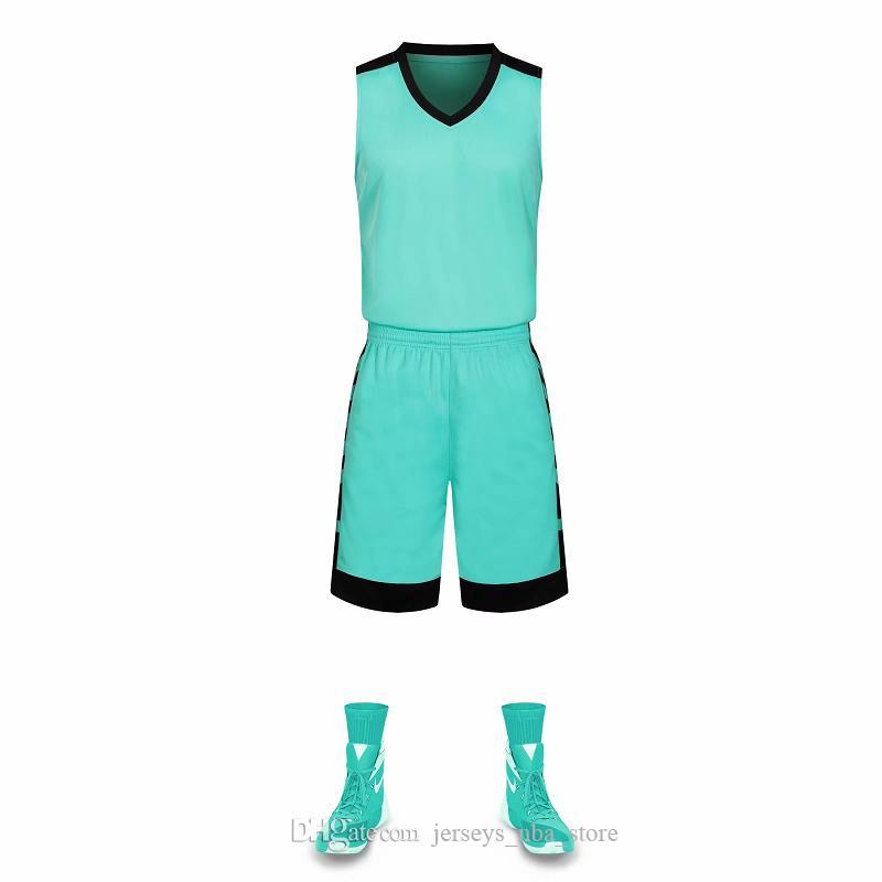 Jeux de basket-ball de basket-balls à prix pas chers à prix réduit avec des maillots de basket-ball réversibles pour cette maison et ce look Kits Sports 44-36