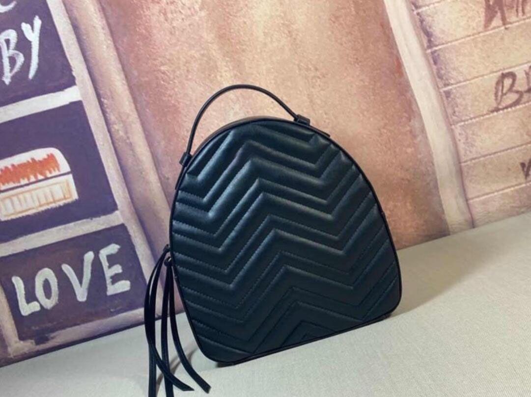 Nova Moda 2020 Womens Luxury Designer Bolsas Bolsas De Couro Bolsa De Couro Saco De Ombro Mochila Saddle Bags