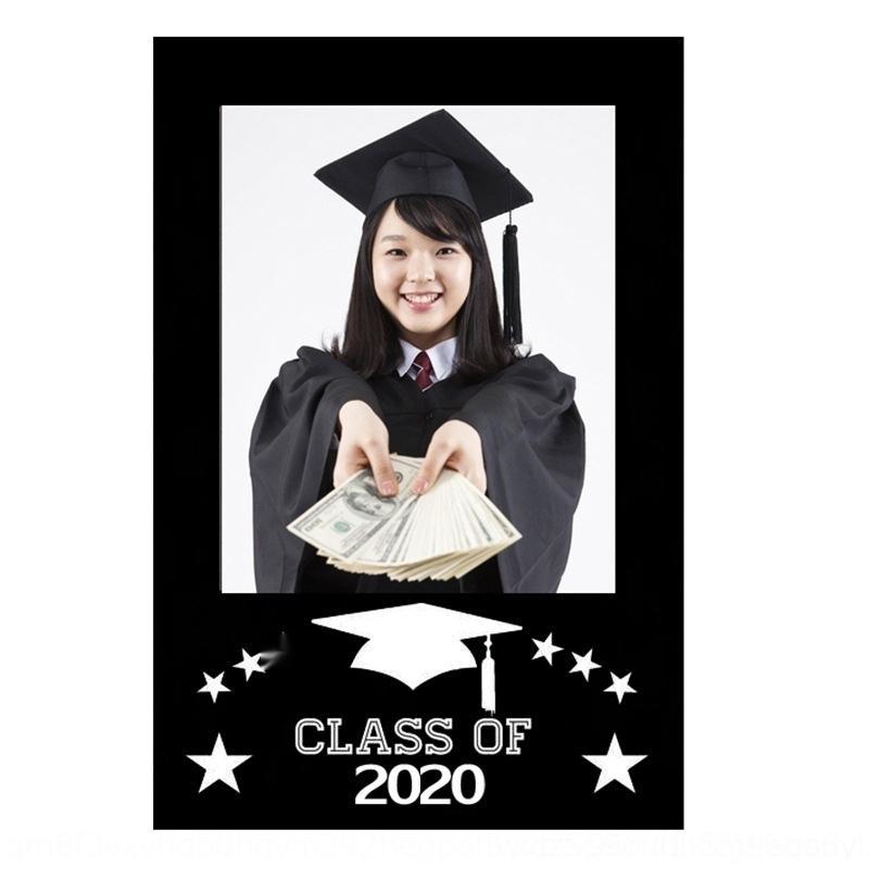 2hJEV ve Dikmeler sezonunda 2020 Diy Dikmeler çerçeve içinde kağıt fotoğraf ve ŞAPKA parti Mezuniyet sezon 2020 Kağıt DIY fotoğraf çerçevesi mezuniyet ŞAPKA partisi