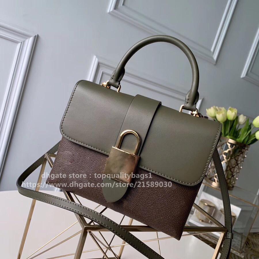 2020 Hot Venduto Fashion M44141 21cm Designer di alta qualità Fashion Genuine Pelle Pelle Borsa a tracolla Lettera Classic Lettera Borsa Borsa GRATUITA