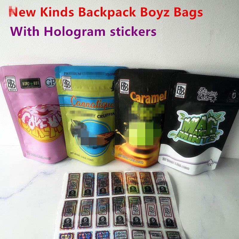 Новое поступление 3.5G рюкзак Boyz Bags Boys Guava Nectar Take Mintz App Bana Gelato Bags рюкзак Boyz с голограммой наклейки для детей