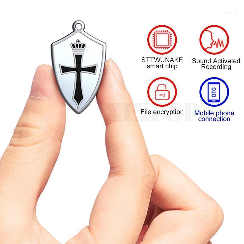 Gravador de Voz Digital Mini Ativado Gravação Detafone Áudio Som Som Profissional Micro Flash Drive Transversal Marca Xixi Brand1